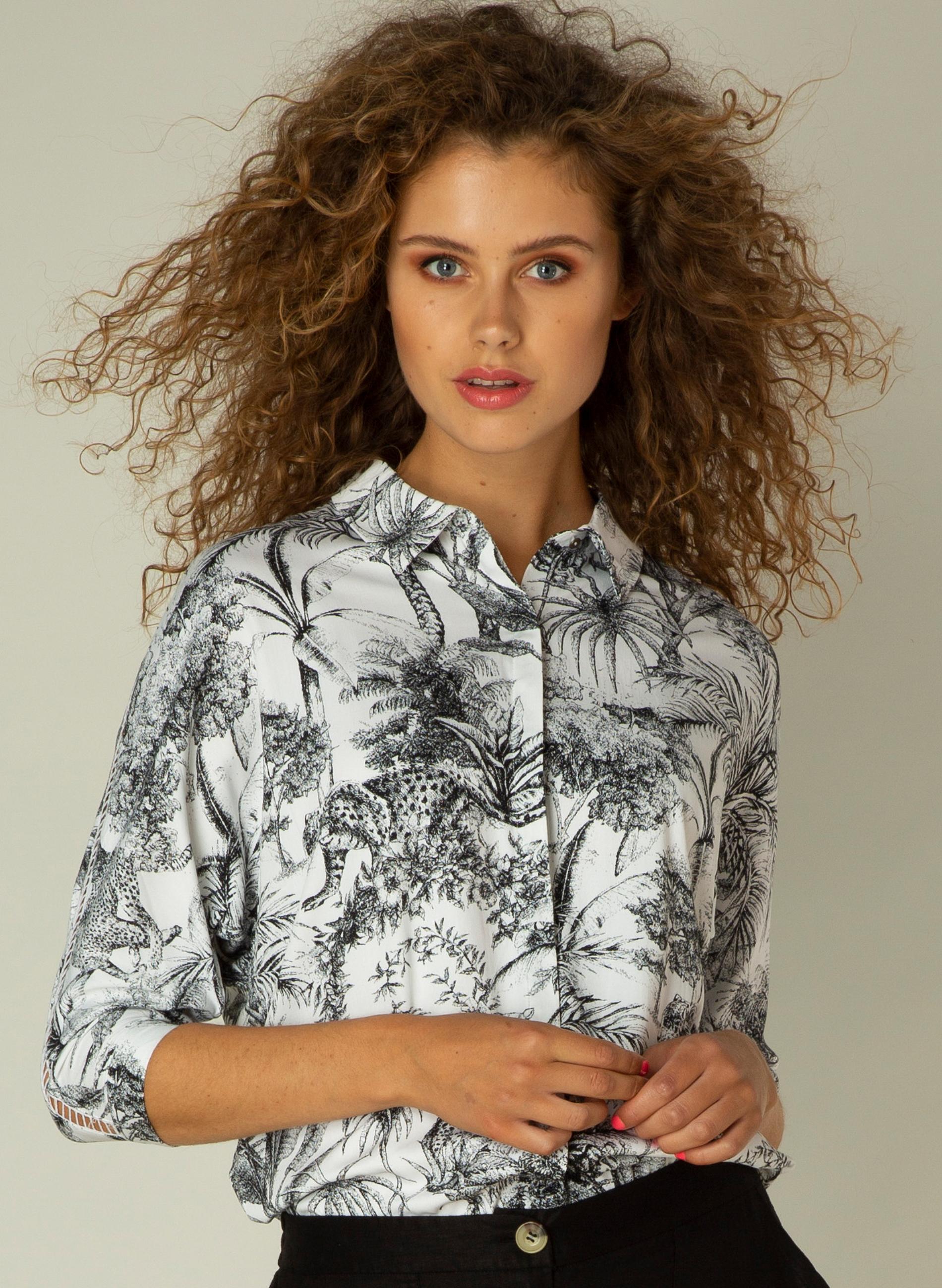 Yest blouse Ilya 72 cm