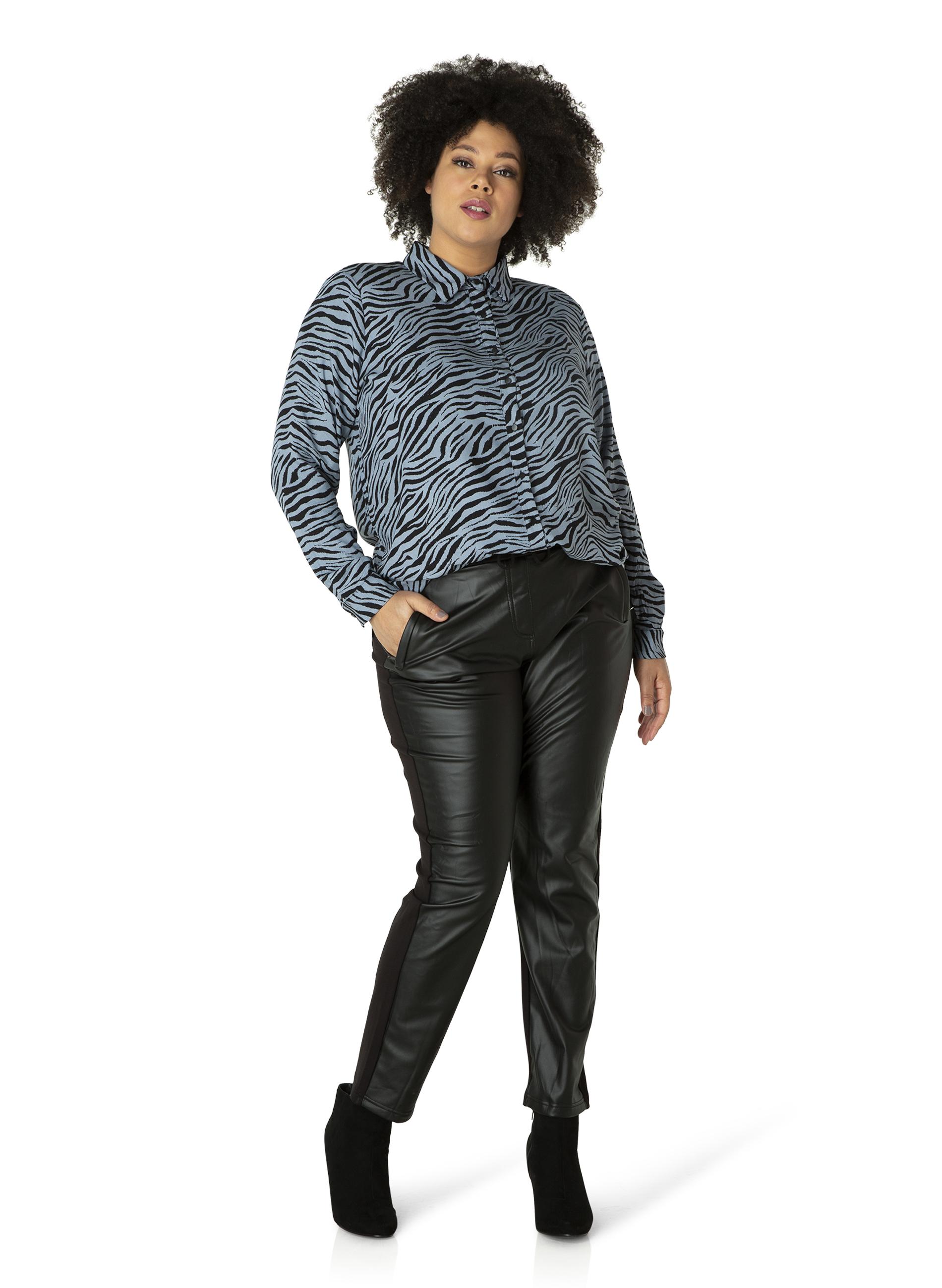 Ivy Bella print blouse Sytske