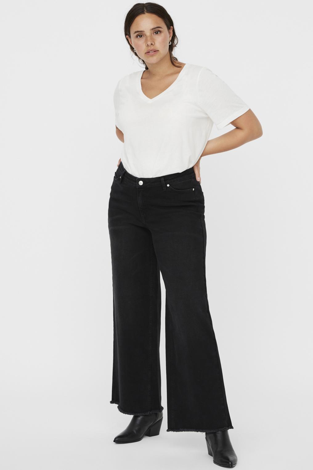 VERO MODA curve jeans ALISIA wijd