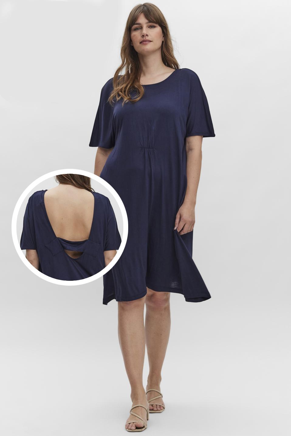 VERO MODA curve jurk VIRAS