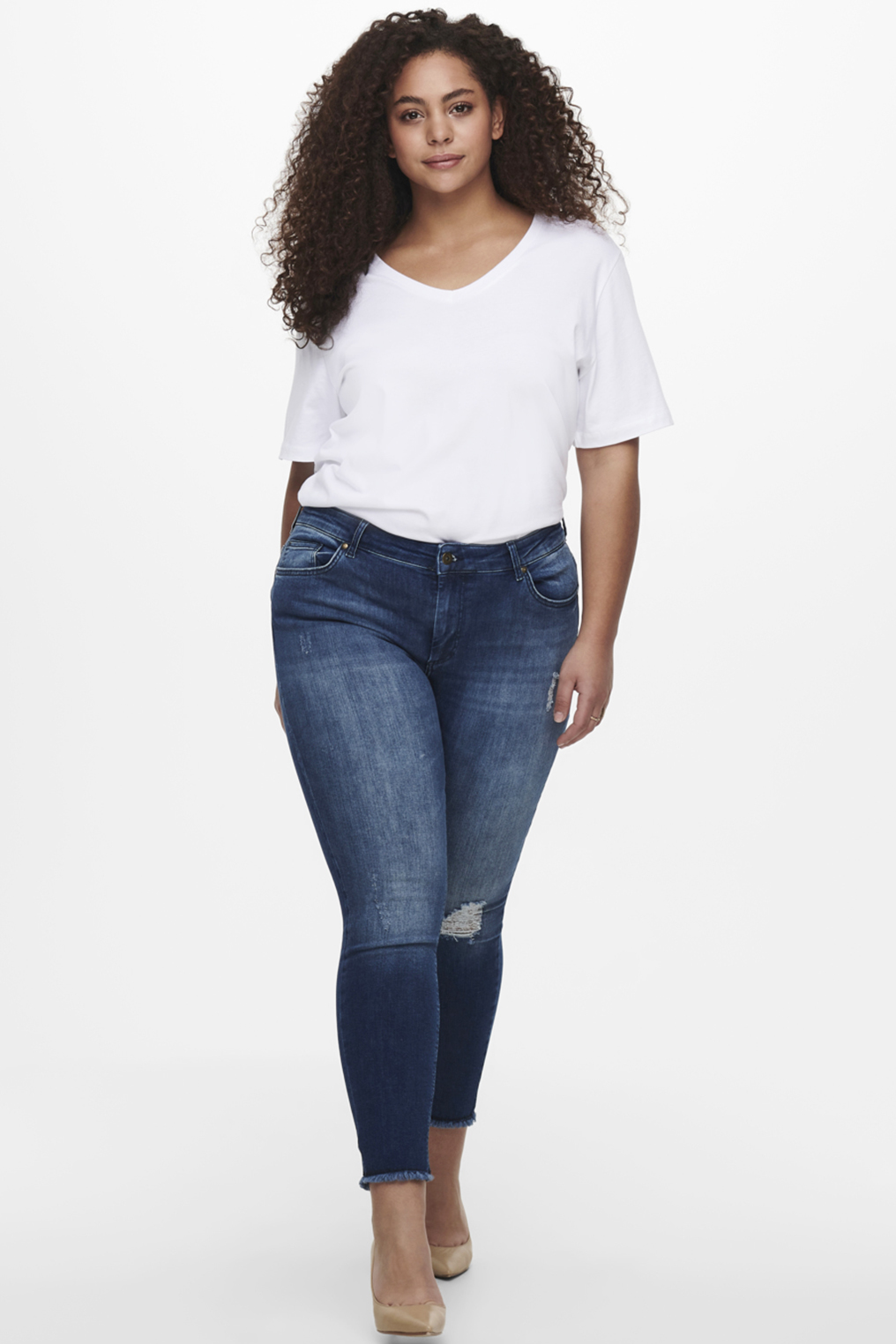 ONLY Carmakoma jeans WILLY skinny