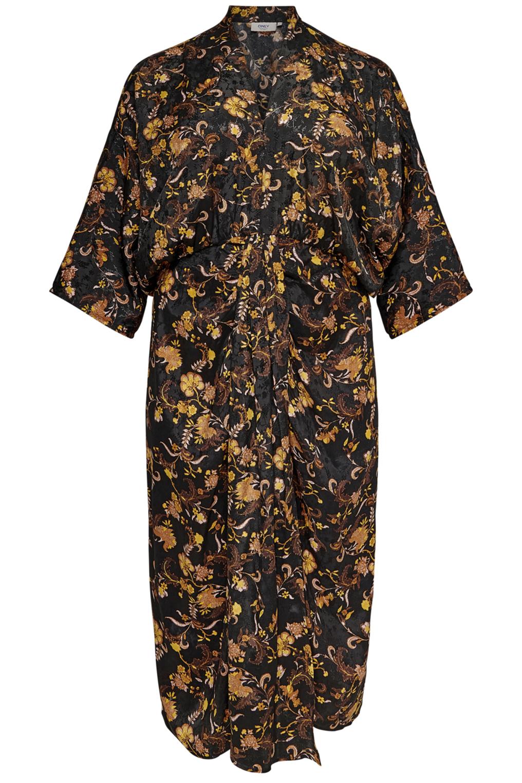 CARRETROTAPESTRY 3/4 CALF DRESS