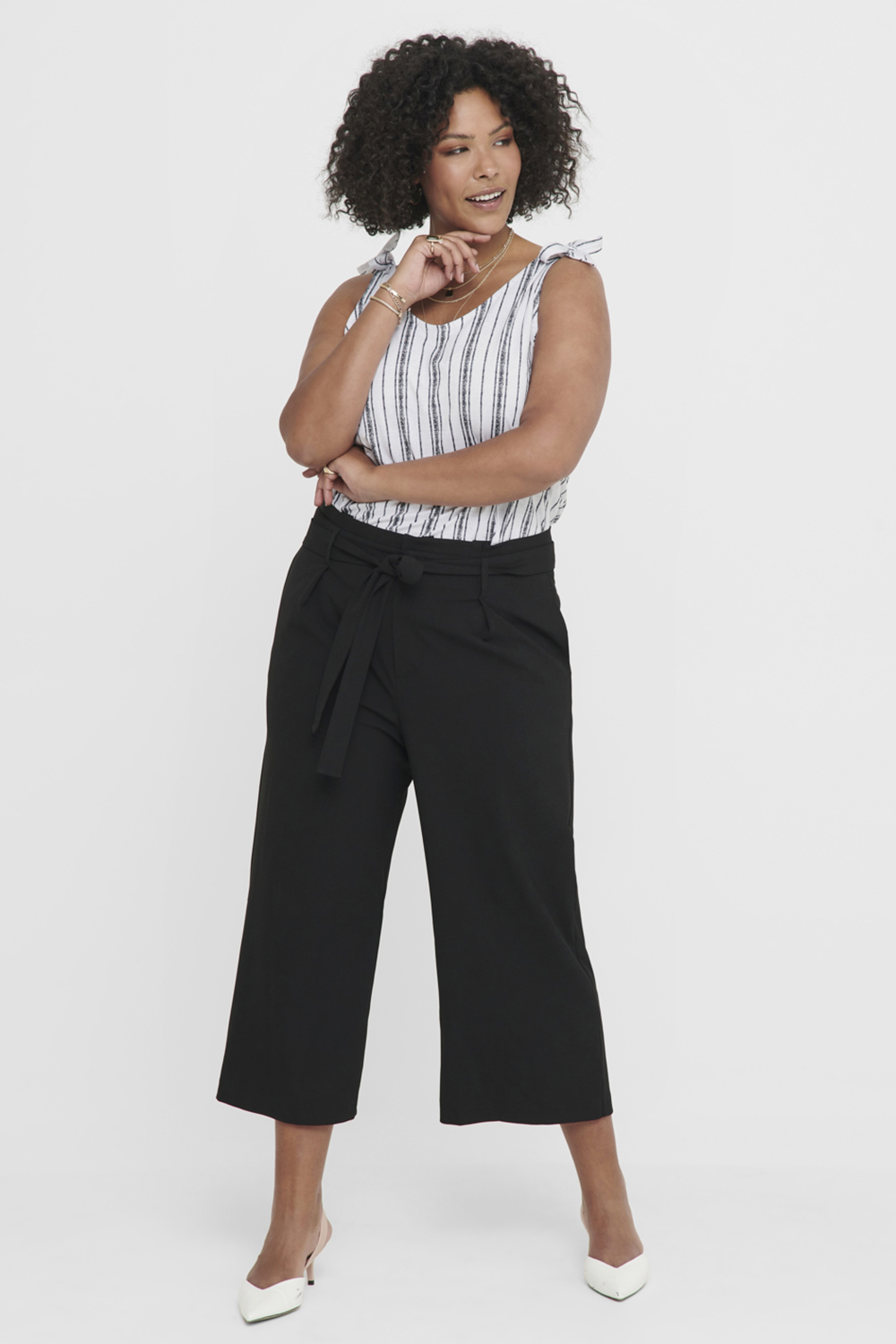 Broek ICOLE CULOTTE ONLY Carmakoma
