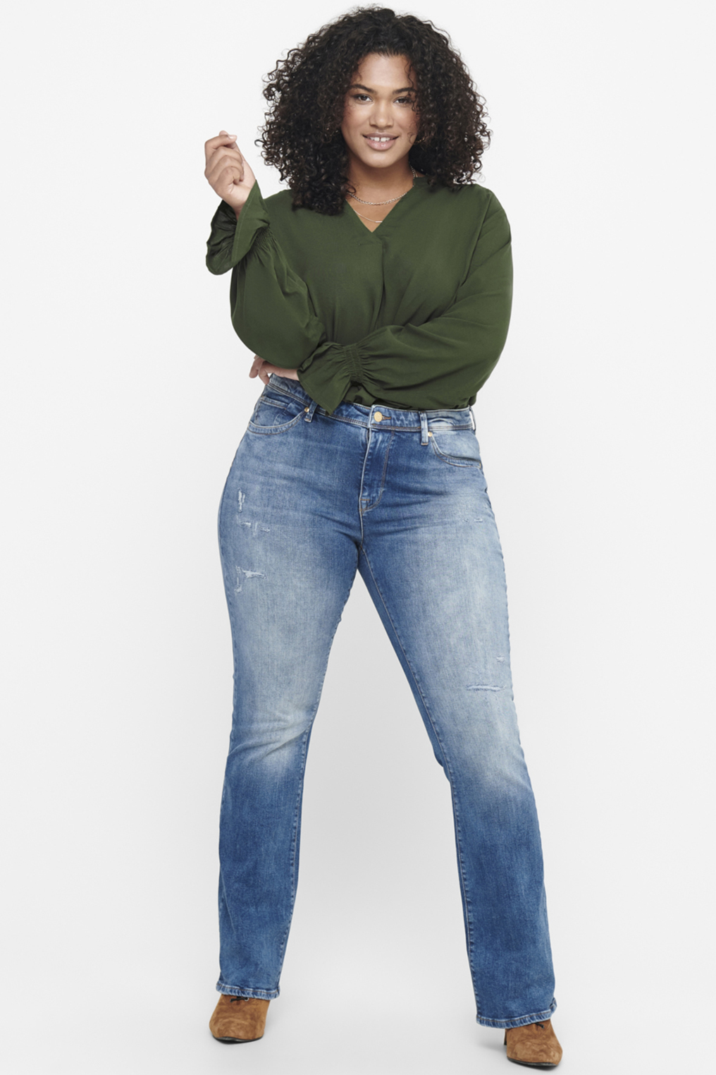 Jeans BAROLL ONLY Carmakoma