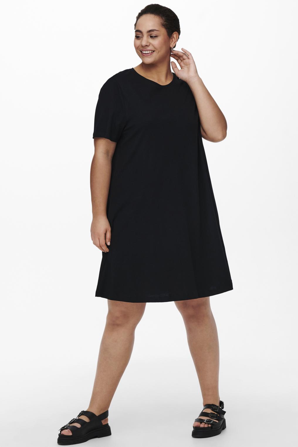 ONLY Carmakoma jurk CARAPRIL