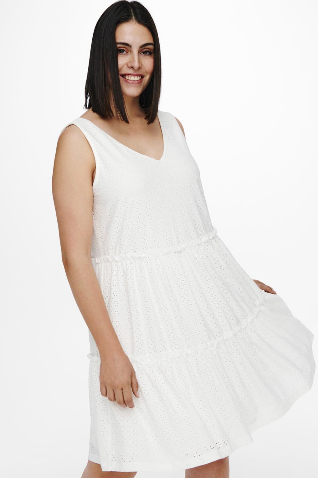 ONLY Carmakoma jurk CARLINY