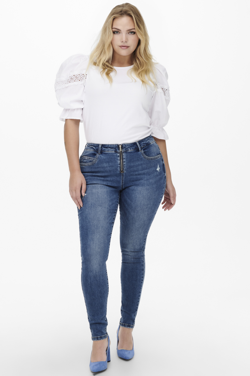 ONLY Carmakoma jeans CARSALLYLIFE