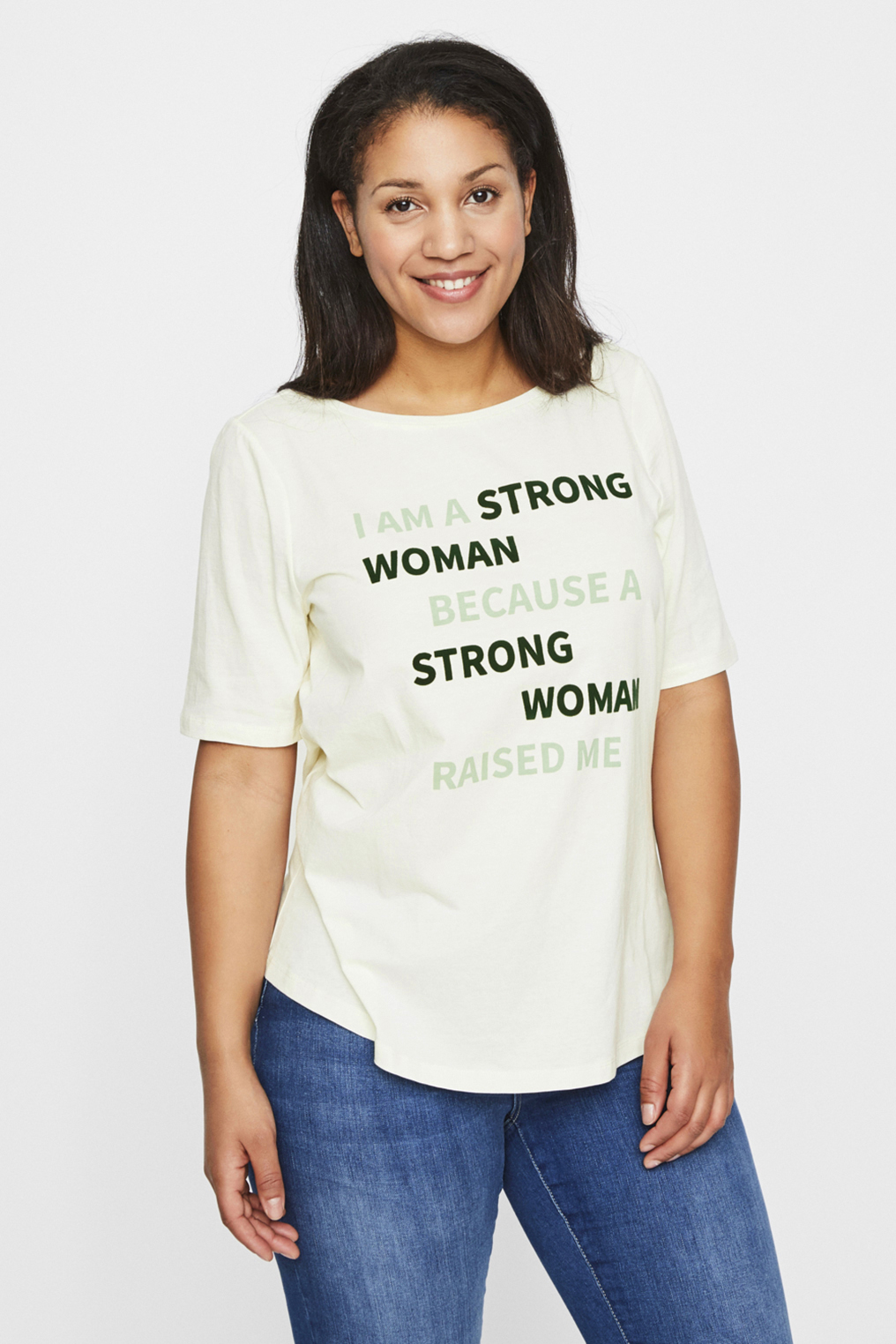 Shirt Junarose JULIET strong woman