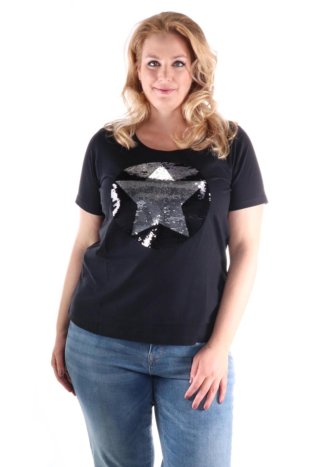 Shirt Zhenzi ALBERTA paillet
