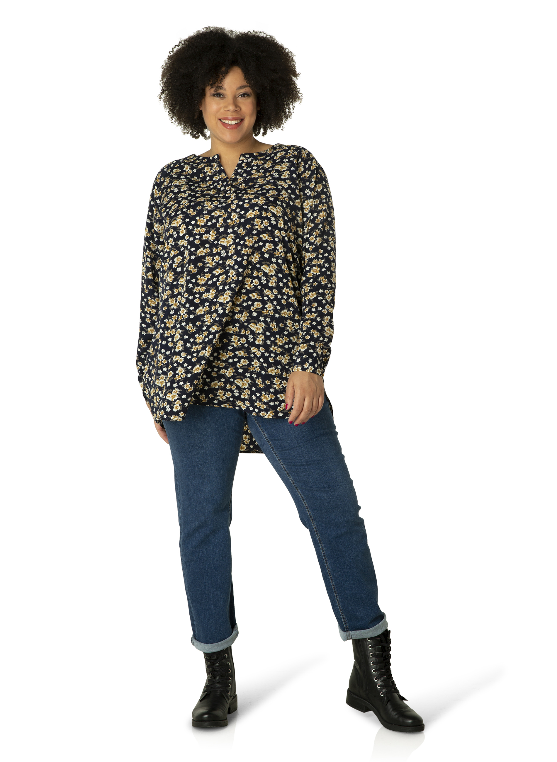 Ivy Bella blouse Zoya