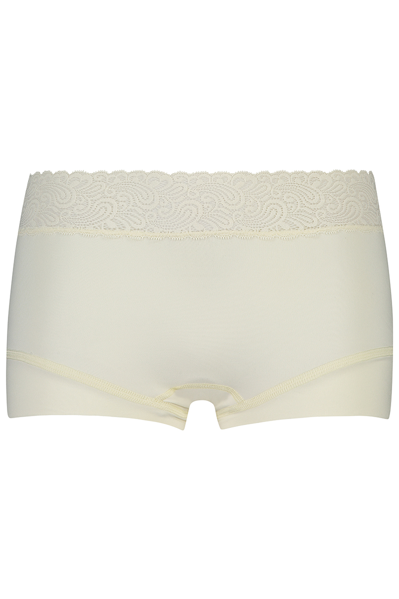 RJ Pure Color Kant Dames Short
