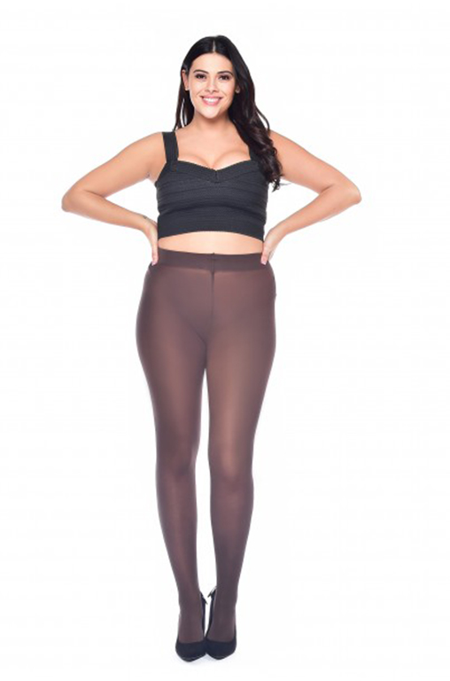 Panty 50 Den Curvy Pamela Mann