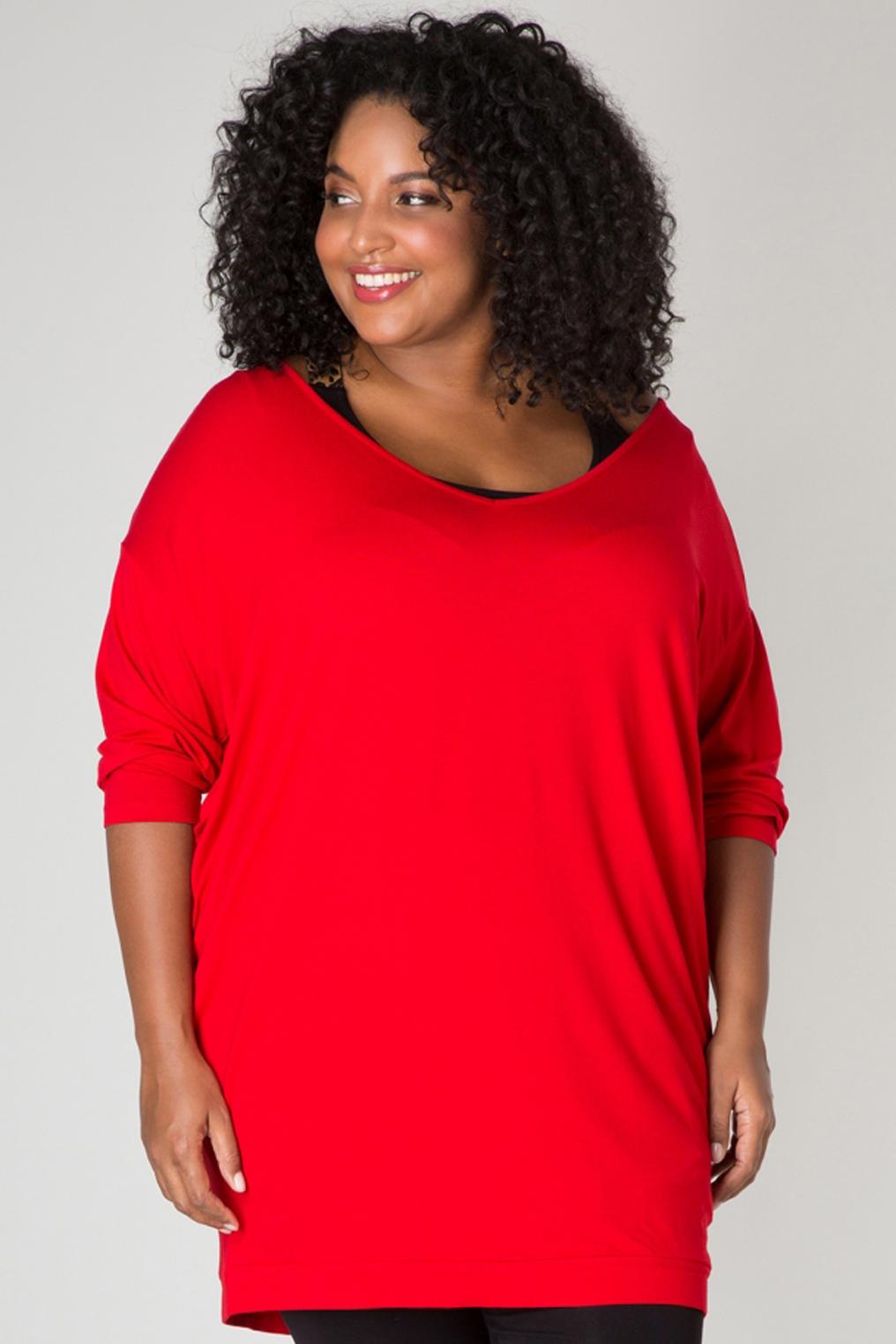 Shirt Ivy Bella v-hals