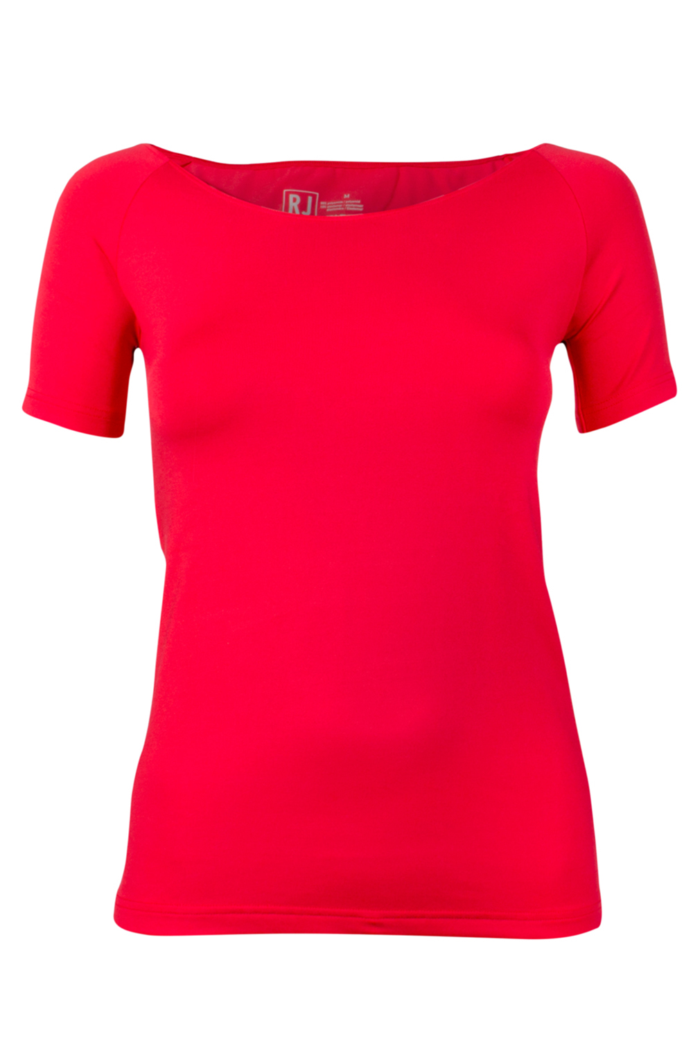 RJ Pure Color Dames T-shirt