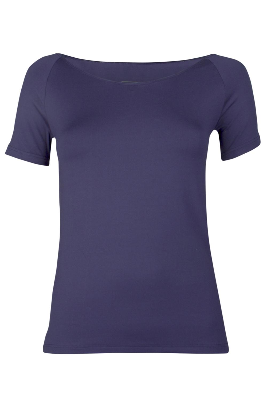 RJ Pure Color Dames T-shirt