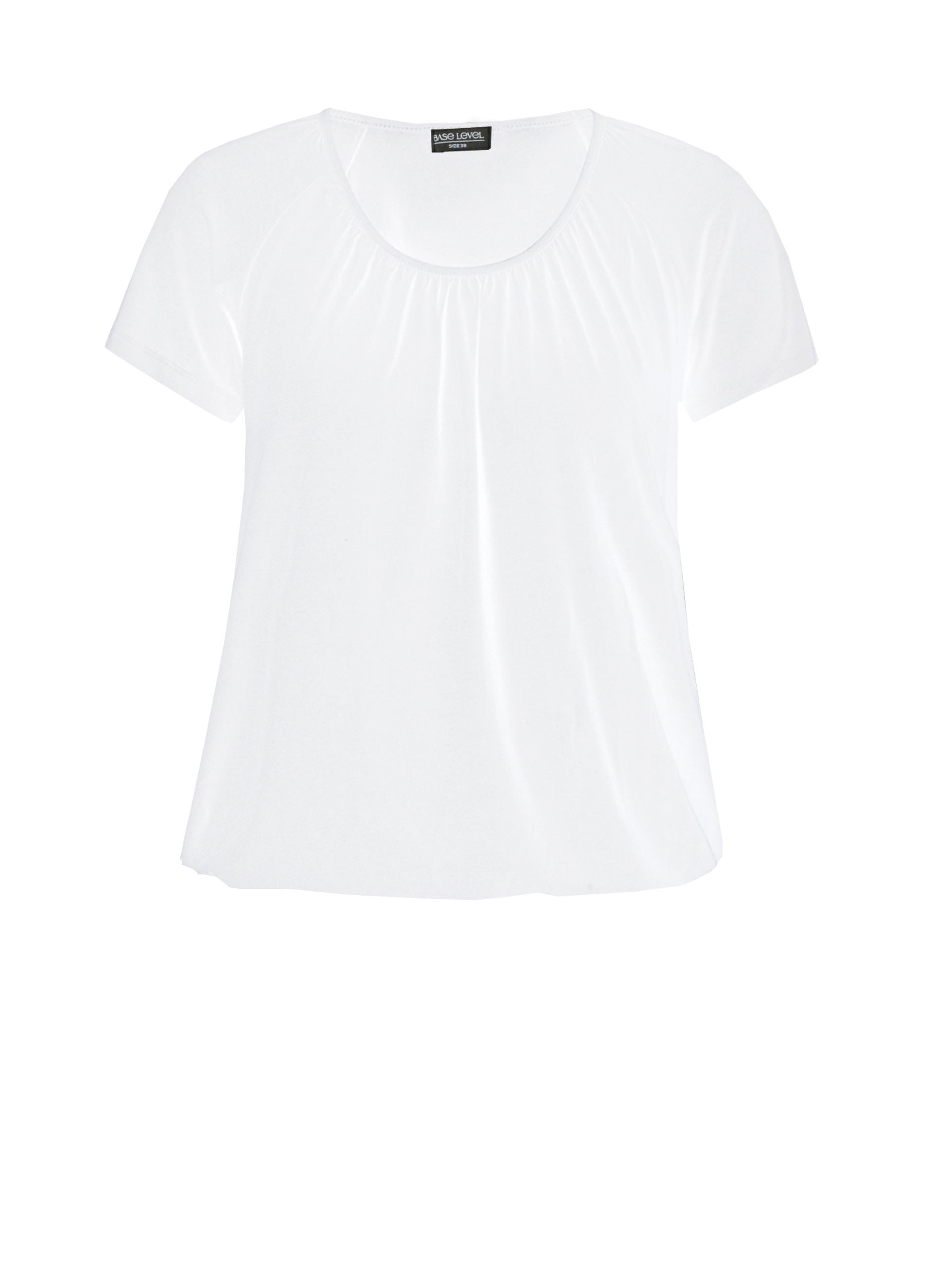 Base Level Curvy shirt Yoni