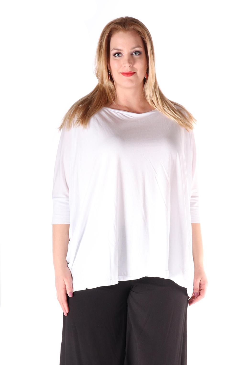 Shirt Mat fashion wijd model