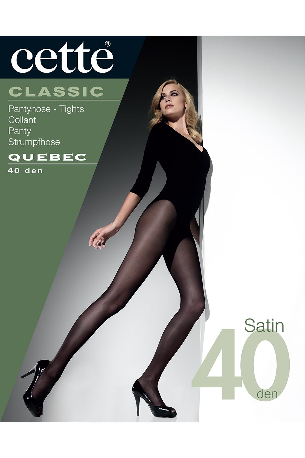 Panty Cette Quebec 40 den