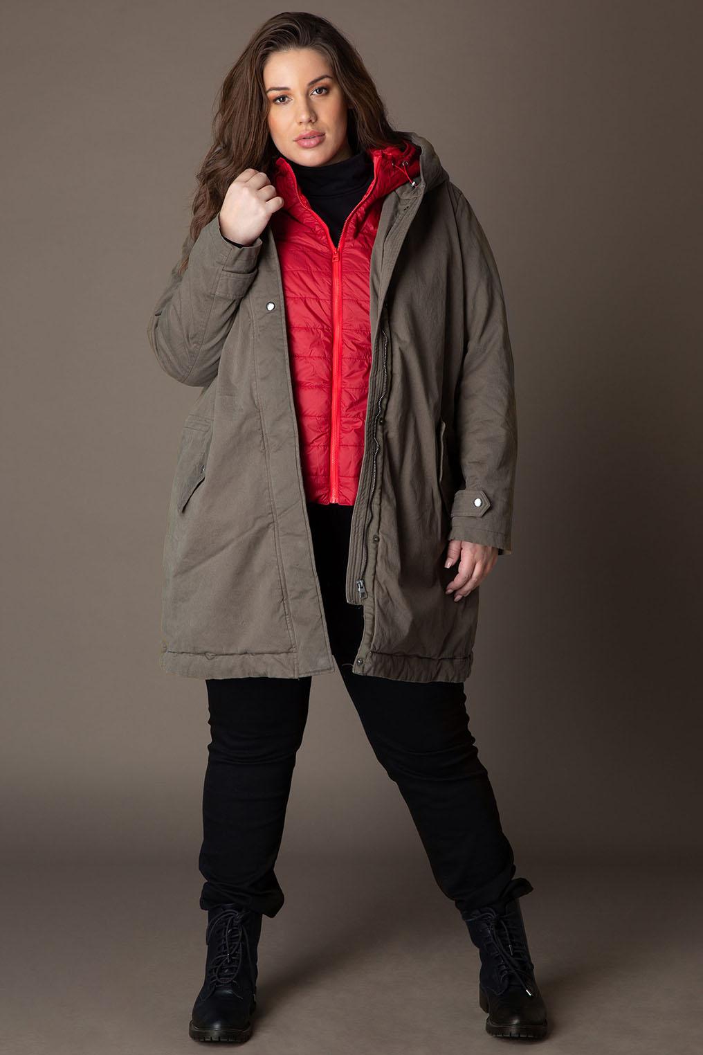 Jas Winter Outerwear Yesta 95 cm