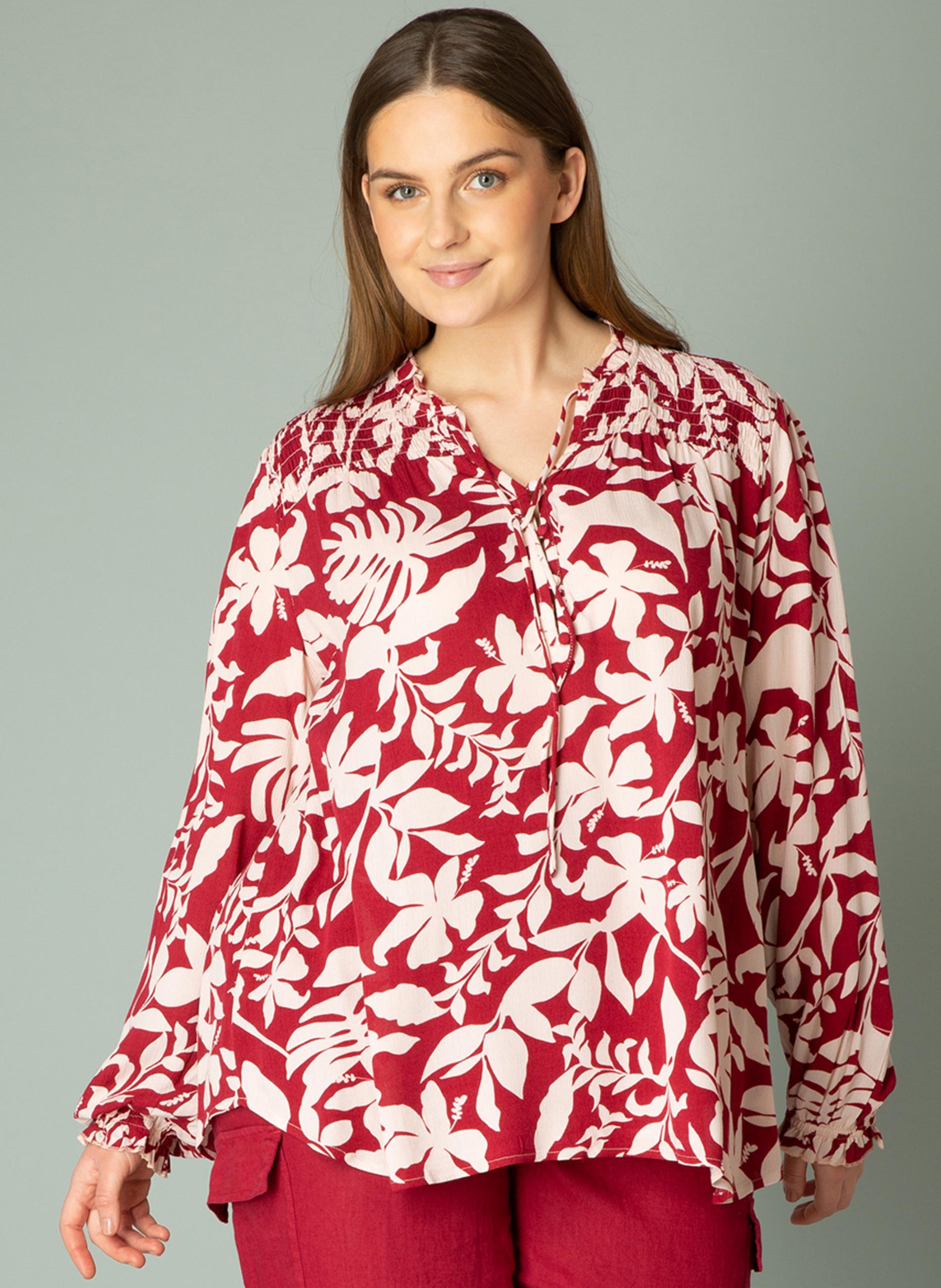 Yesta blouse Jalisa 76 cm