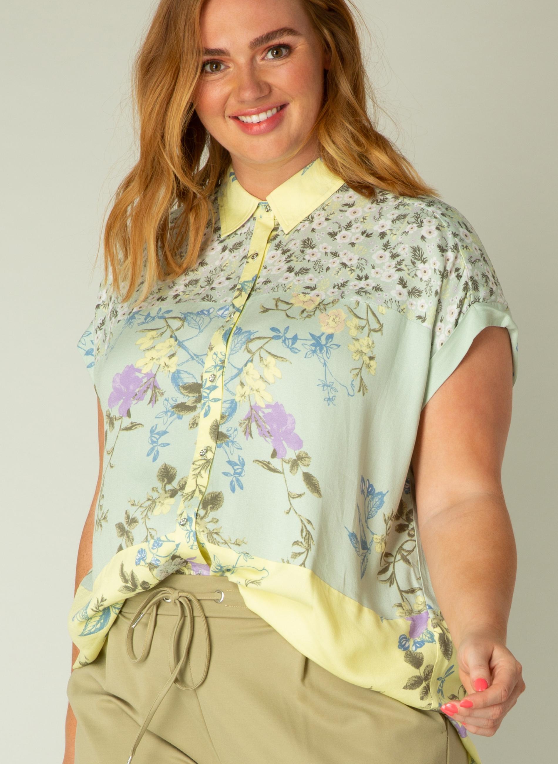 Yesta blouse Janisa 80 cm