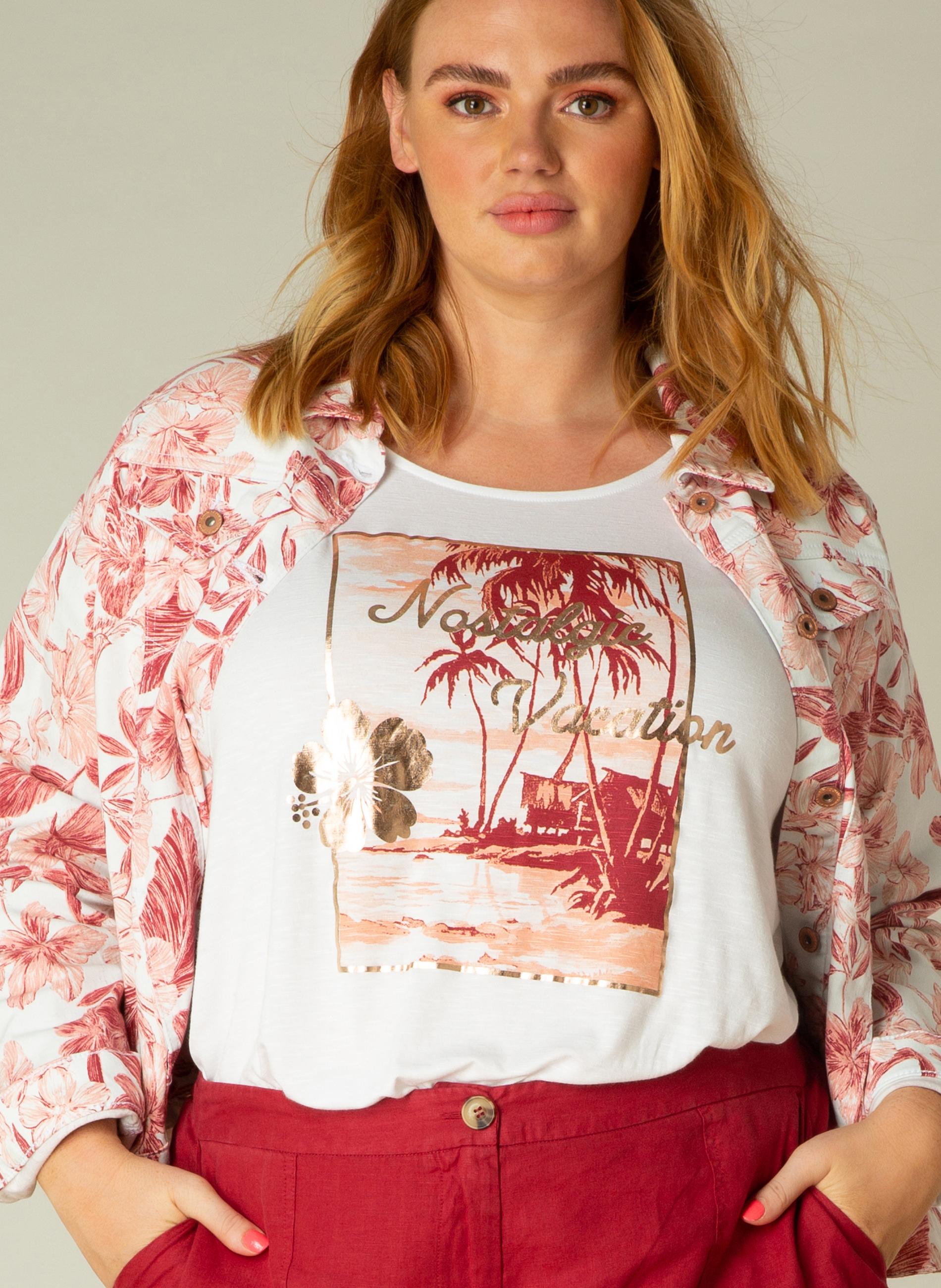 Yesta shirt Jasmin 76 cm