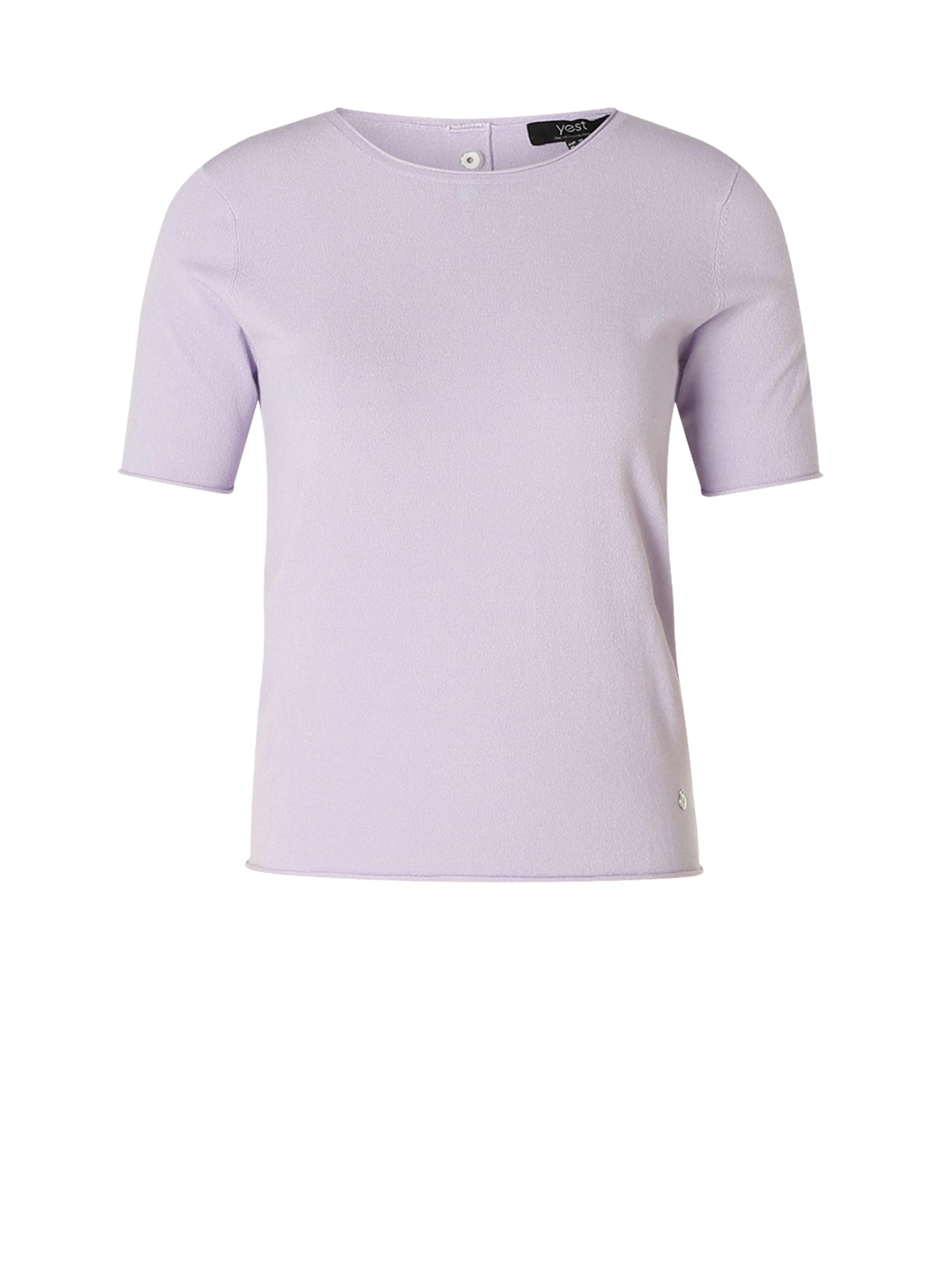 Yesta shirt met drukknoopjes