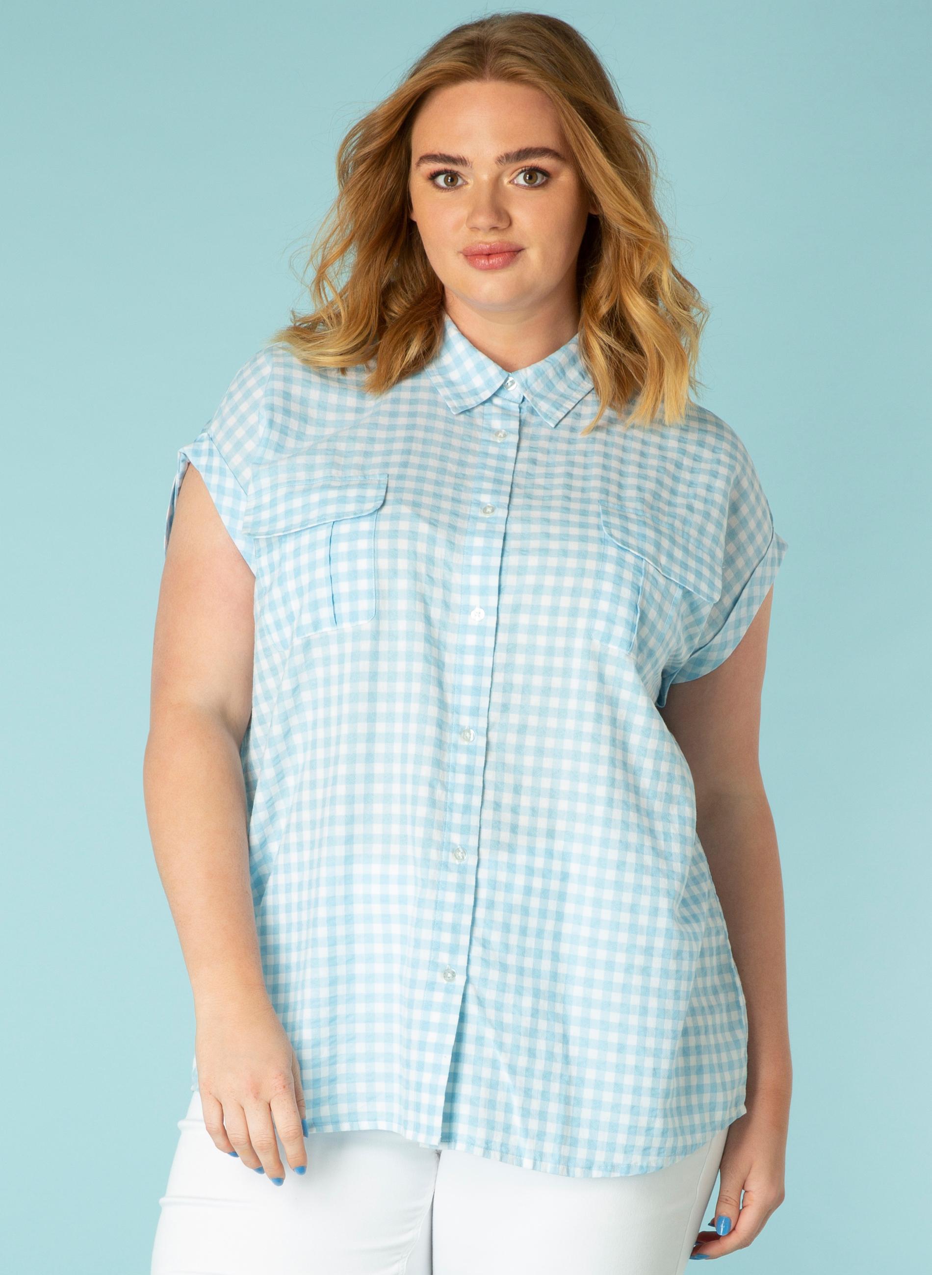 Yesta blouse Latifa 78 cm