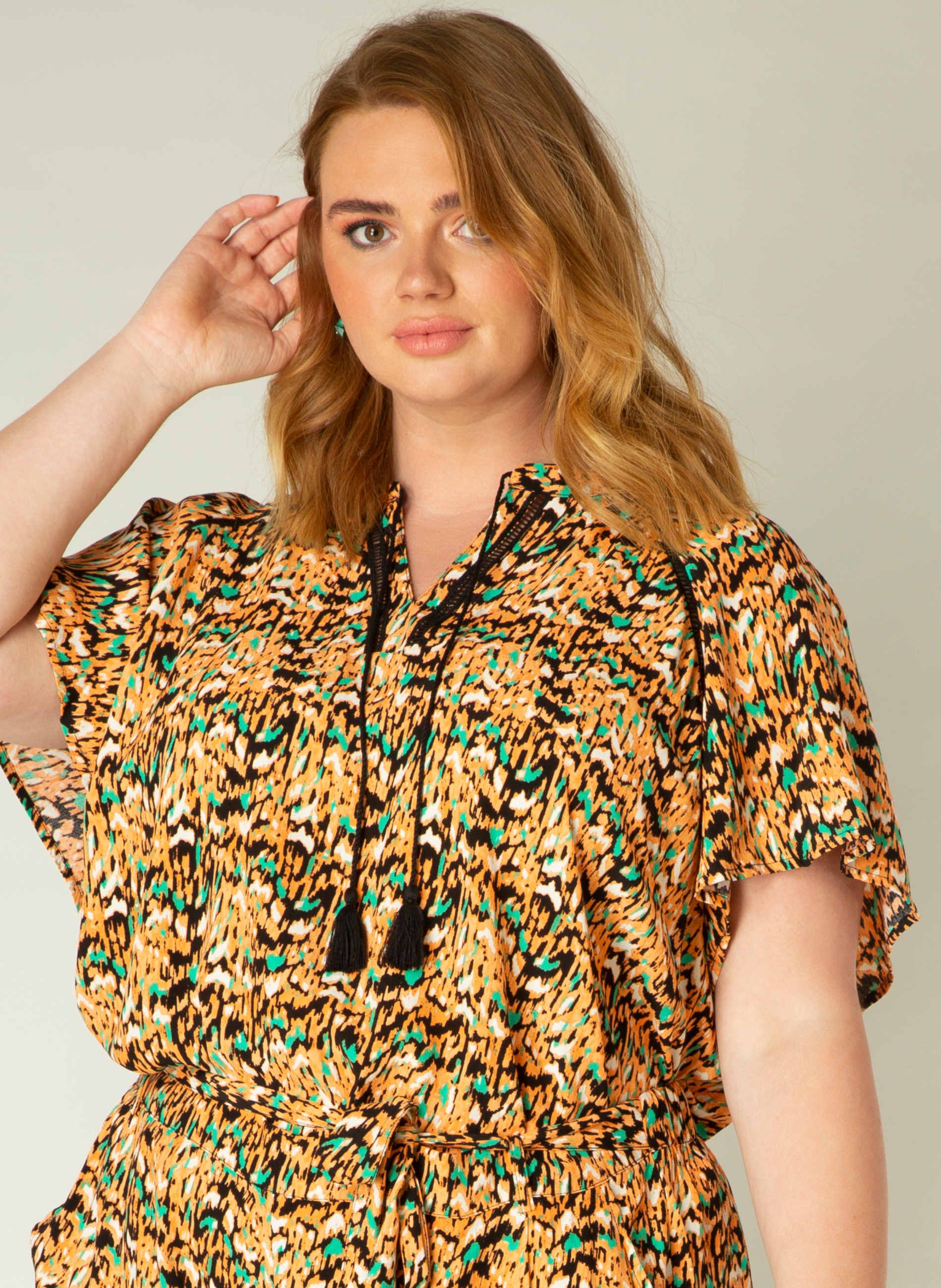 Yesta blouse Leila 78 cm