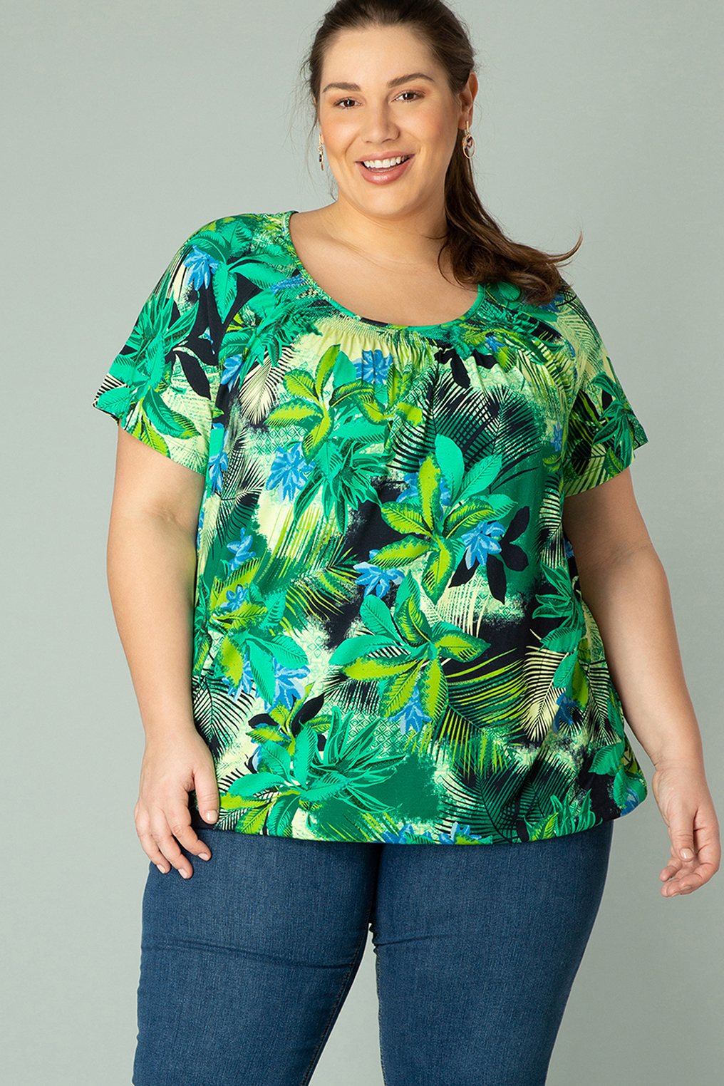 Shirt Yogia Essential Yesta 72 cm