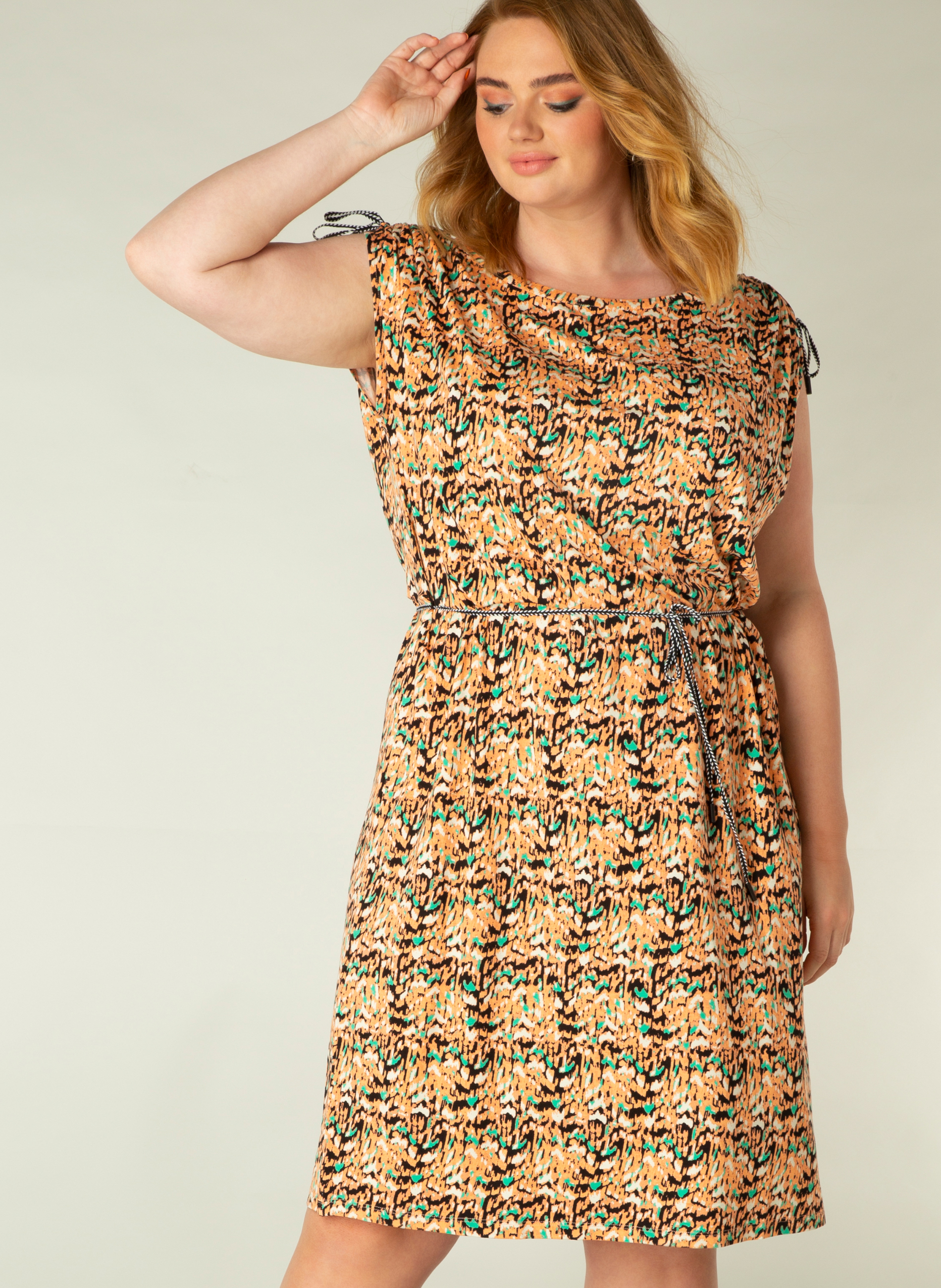 Yesta jurk Lin 110  cm