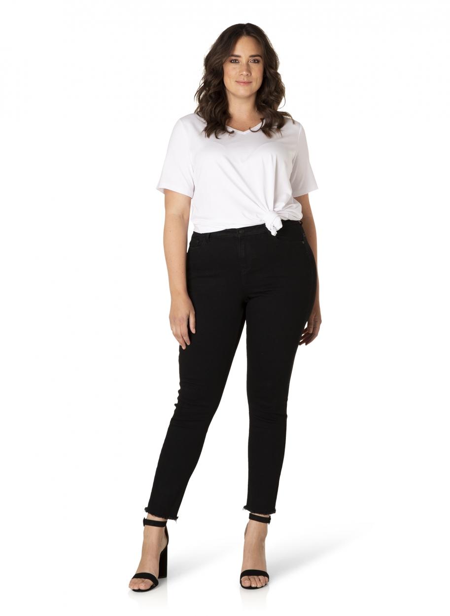 Jeans broek Anna Yesta Basic
