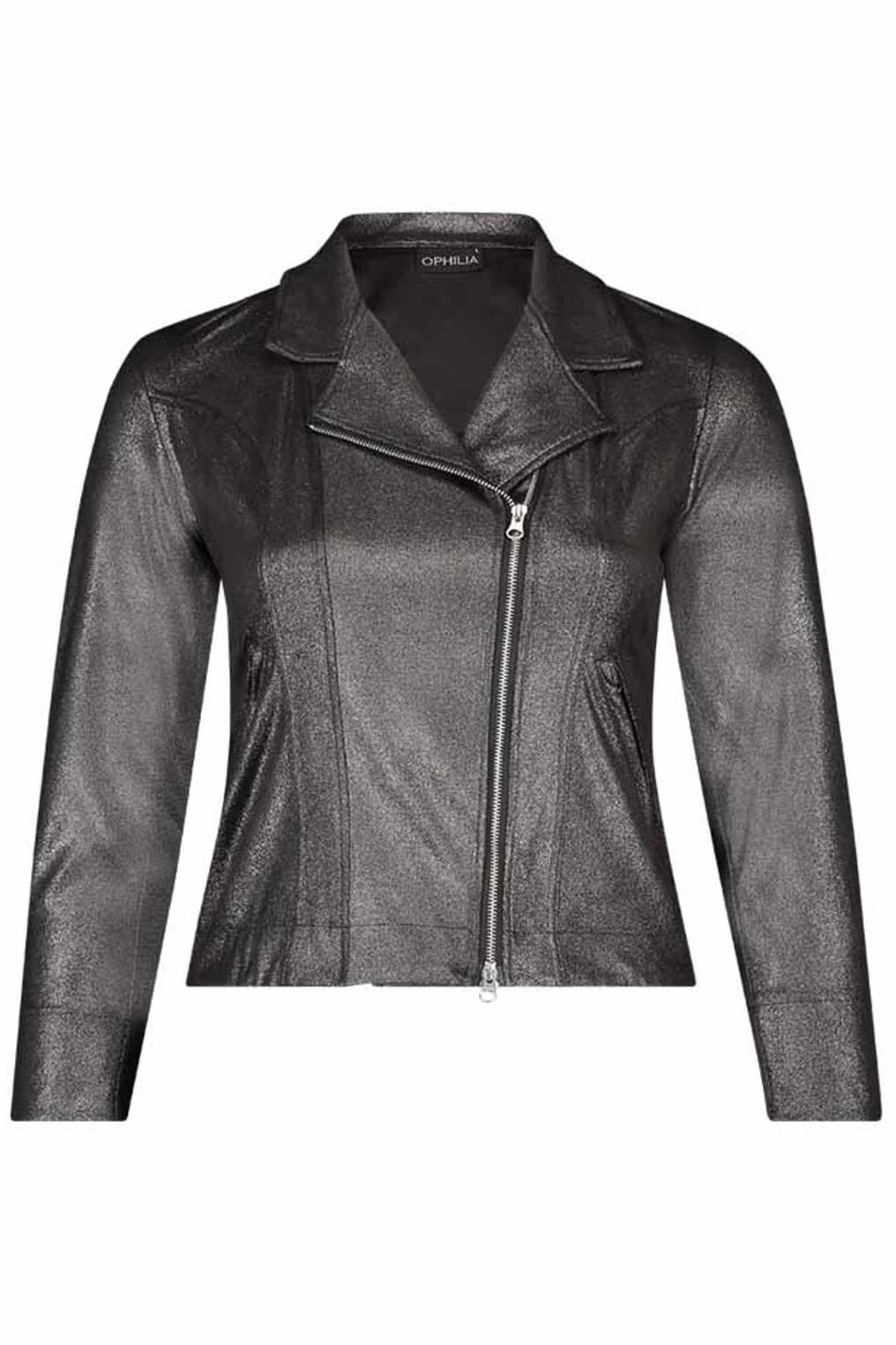 Jas Carmen fake leather Ophilia