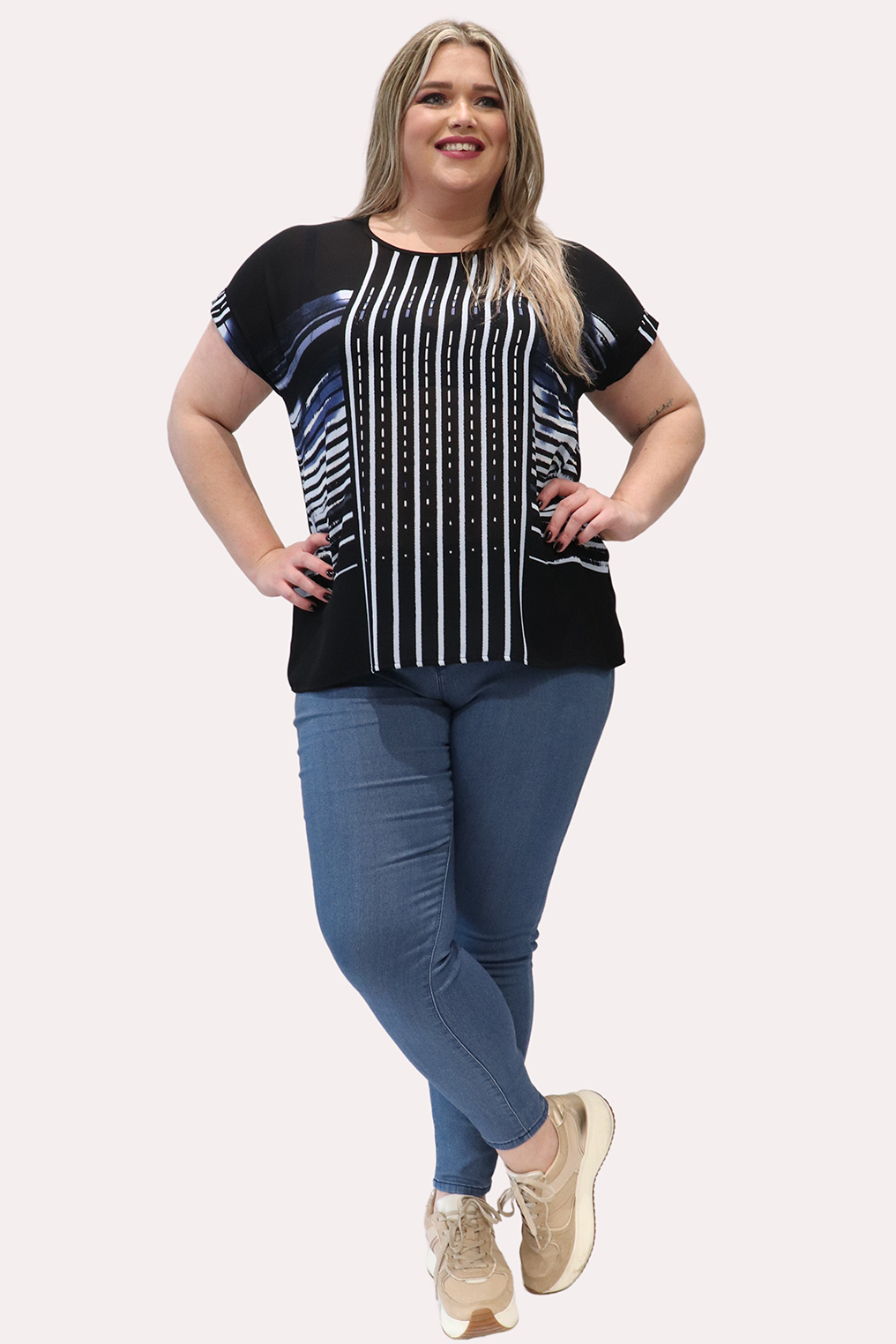 Shirt Katja print Ophilia