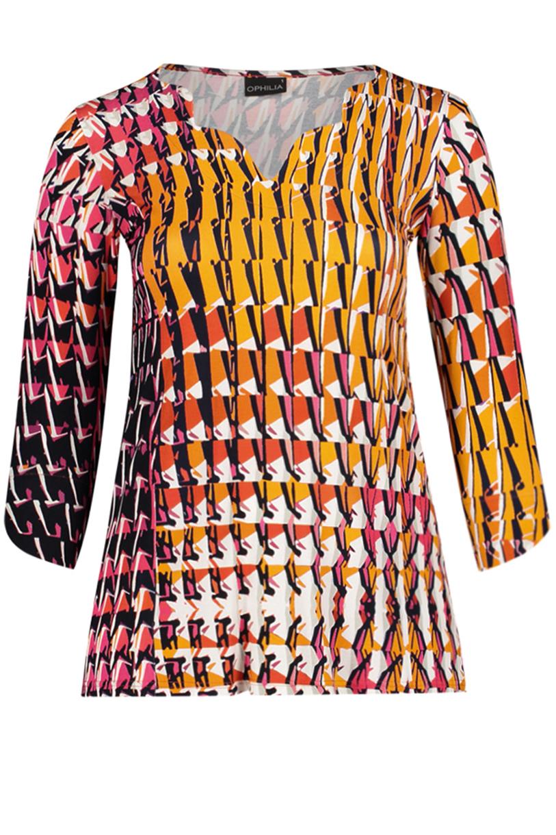 Shirt  Ophilia Lesley  print