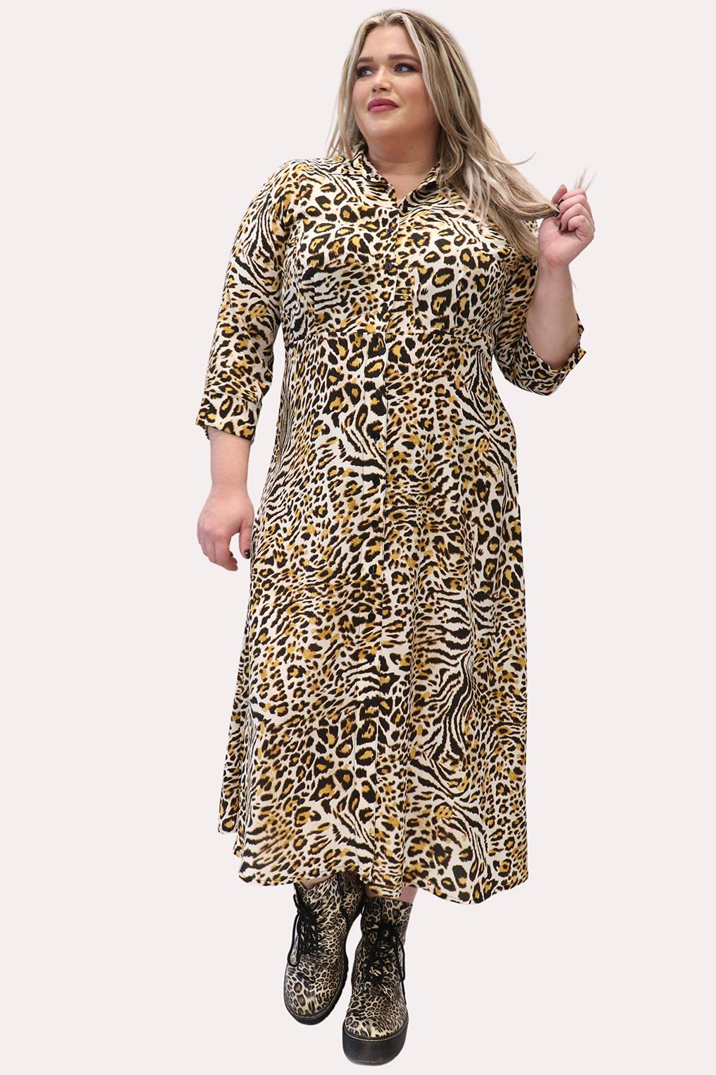 Maxi jurk Lisa Ophilia