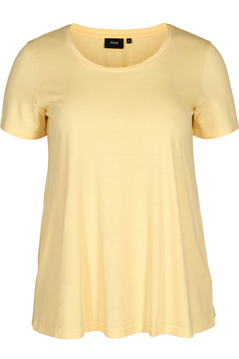 MAMANDA, S/S, T-SHIRT Golden Haze,X