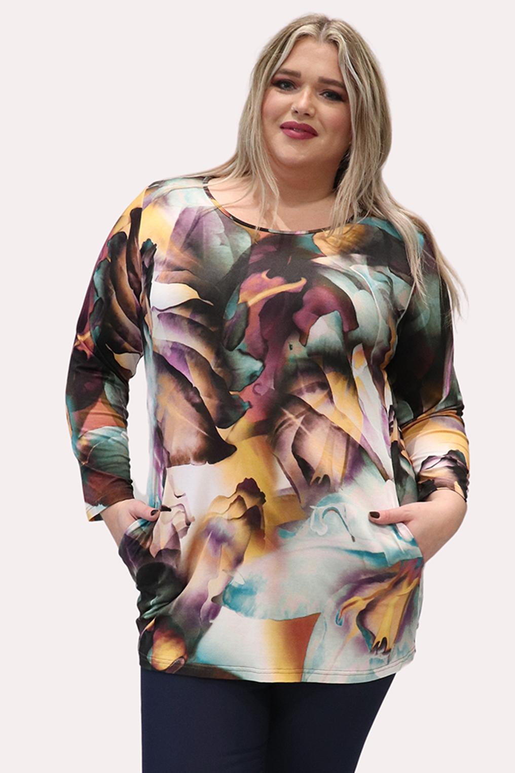 Shirt Nola Ophilia print