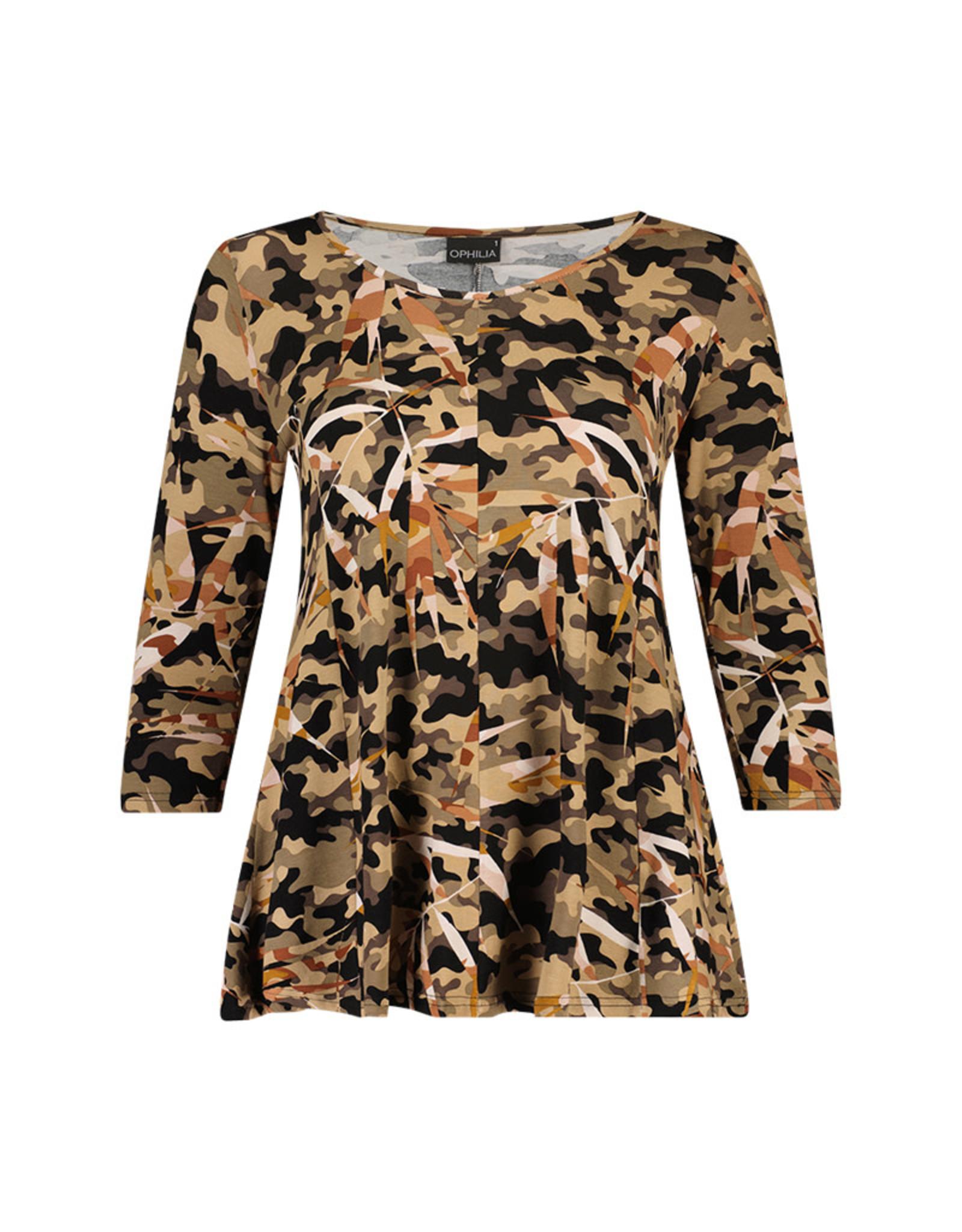 Ophilia shirt Rachel print