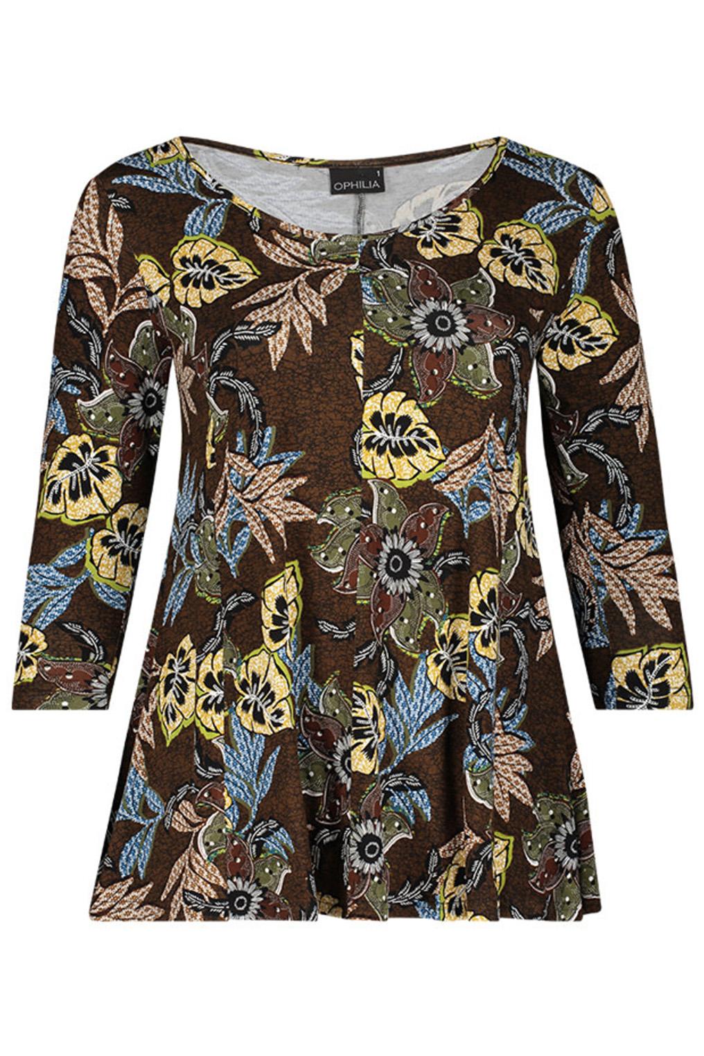 Shirt Rachel B print Ophilia