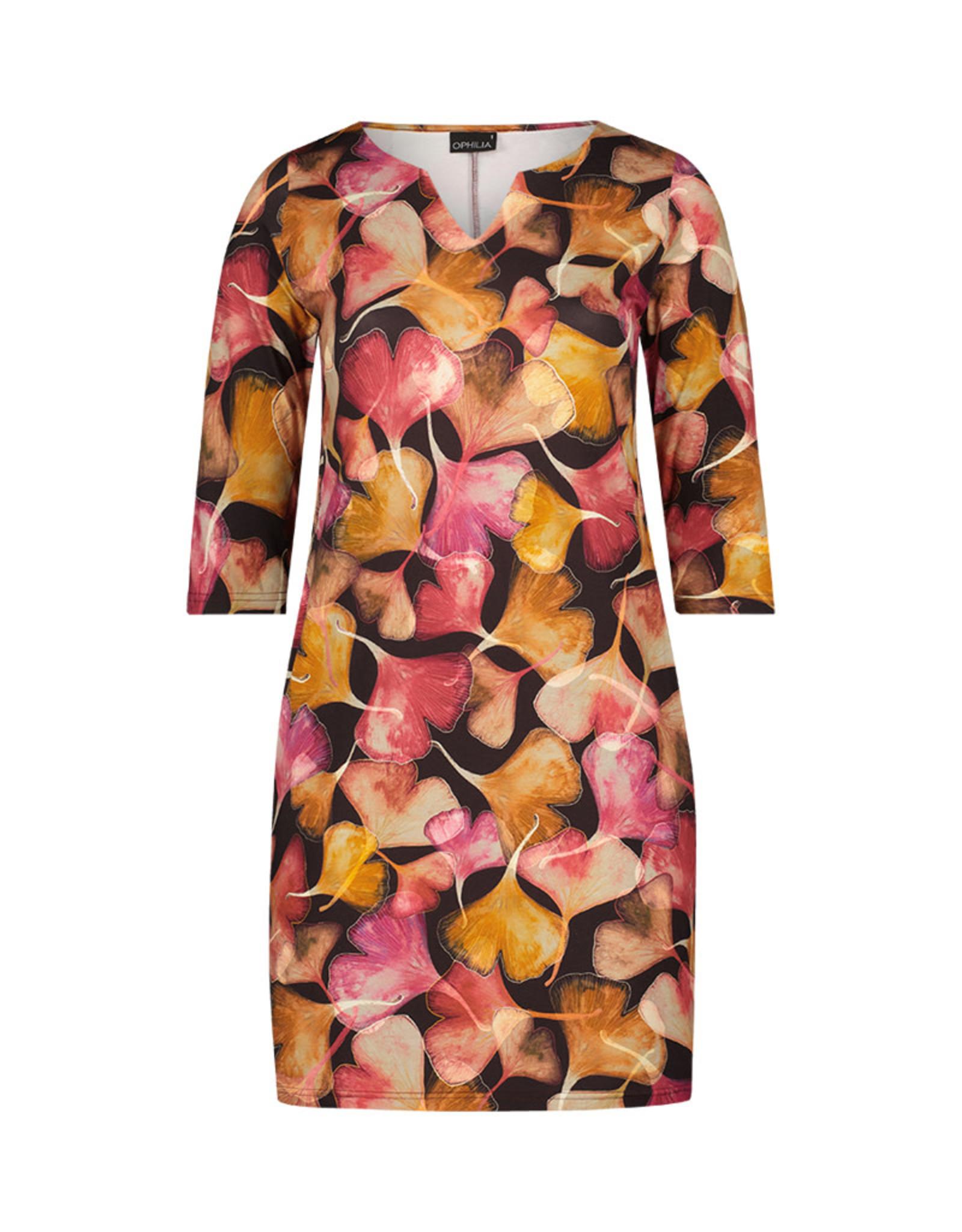 Ophilia jurk Yara cotton