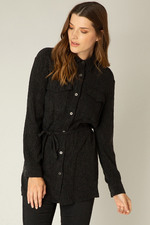 Yest blouse ribbelstof Aven