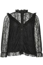 VERO MODA Curve blouse kant VMCORA