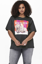 ONLY Carmakoma shirt Disney
