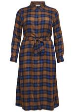 ONLY Carmakoma jurk ruit CARVIKANA :