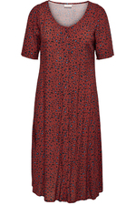 ONLY Carmakoma jurk CARWILDEST
