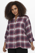 ONLY Carmakoma blouse CARBARRAY 3/4