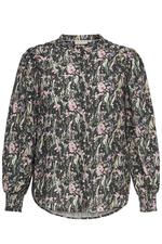 ONLY C blouse print CARLOLLILISE