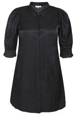 Zhenzi blouse jurk Pyper pofmouw