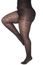 Panty Ruiten Glitter Curvy Pamela Ma